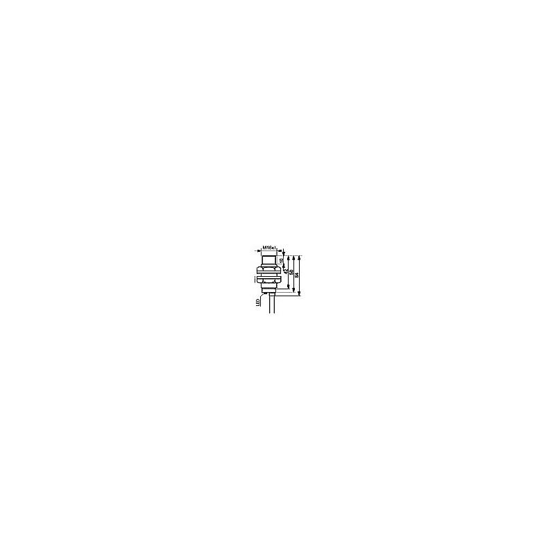 TID1808RP Indukcinis jutiklis