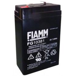 FG10381 Akumulator 6V 3,8Ah