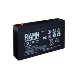 FG10721 Akumulator 7,2Ah 6V faston 4,8mm