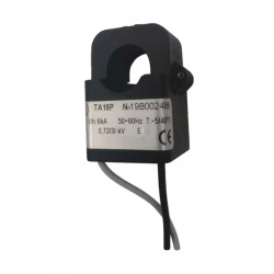 Mini split core current transformer