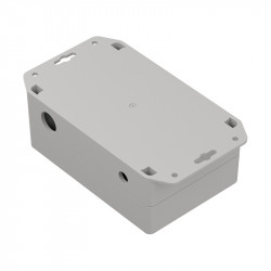 ZP Series - Hermetic polycarbonate enclosures in set