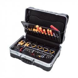 """Įrankių lagaminas elektronikams """" Technik"""""""
