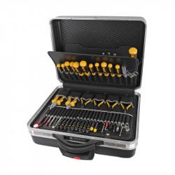 """Įrankių lagaminas elektronikams """"Compact - Mobil"""""""