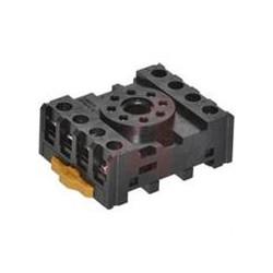 PF083A-E Podstawka 8-pin z przyłączami śrubowymi