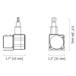 SM1-7 Linkowy przetwornik odległości