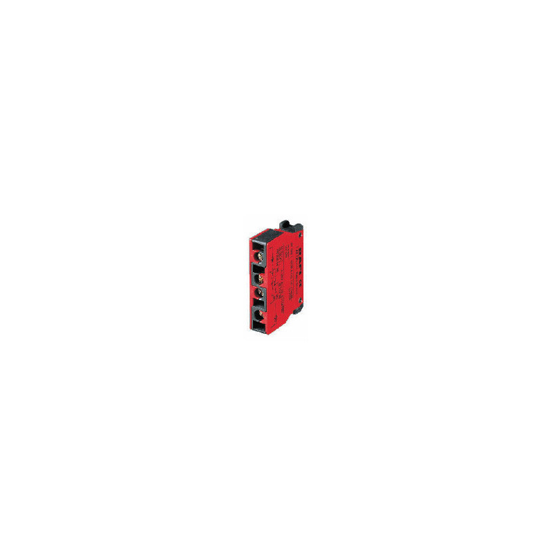 5.00100.140/0000-E Element stykowy 1 styk zwierny Ag 250V