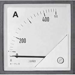 F96EAX060X05 Amperomierz tablicowy 96x96 0-60A