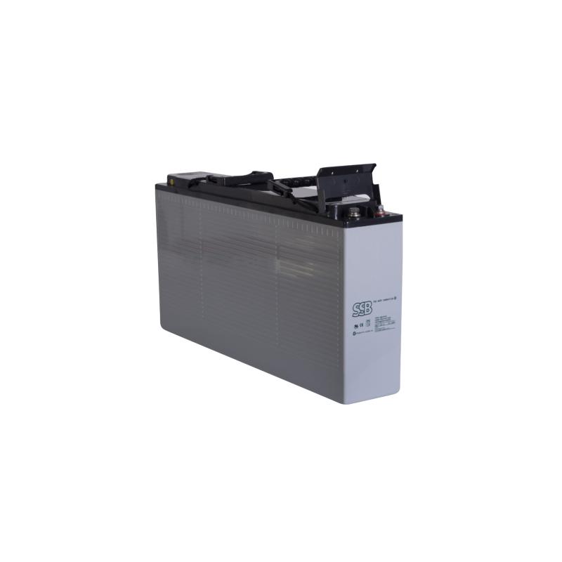 SBLFT serijos akumuliatoriai (buferinis darbas, front terminalas)