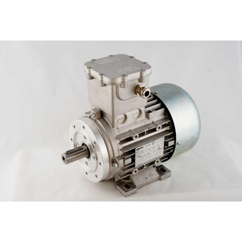 OD080A6W2305P4 Silnik elektryczny EX 3x230/400V 0,37kW