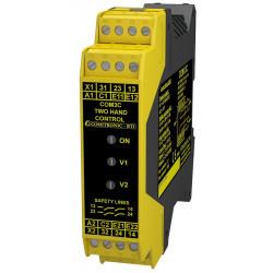 COM3C Moduł bezpieczeństwa do kontroli wyłączn