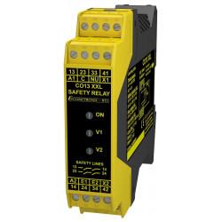 C013 XXL/120~240V Przekaźnik bezpieczeństwa