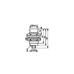 TID3015ZPK Czujnik indukcyjny