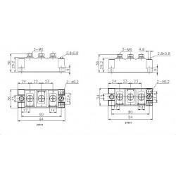 MTC160-18-216F3 Thyristor Module
