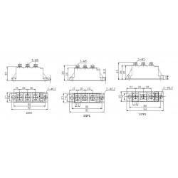 MDC90-18-223F3 Diode Module