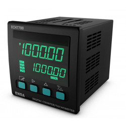 ECH7700-230-RS Licznik impulsów