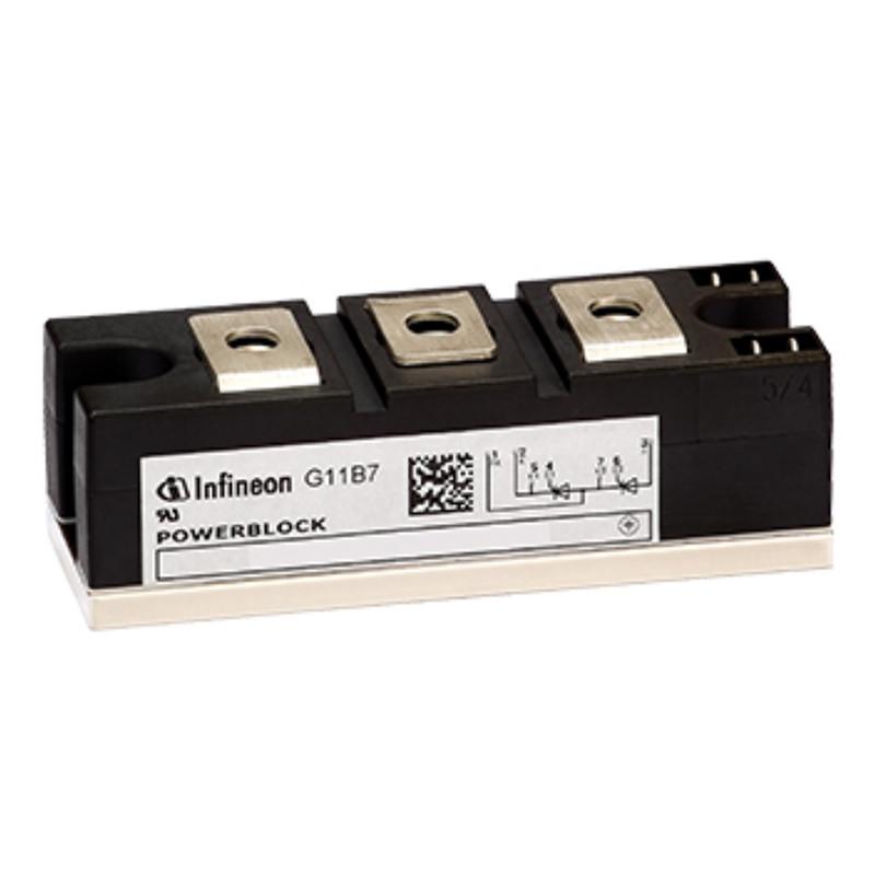 Greiti tiristoriniai moduliai / tiristorius - diodas ir diodas - tiristorius