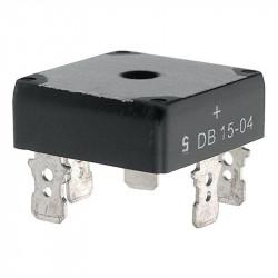 Brückengleichrichter, 3 phasig