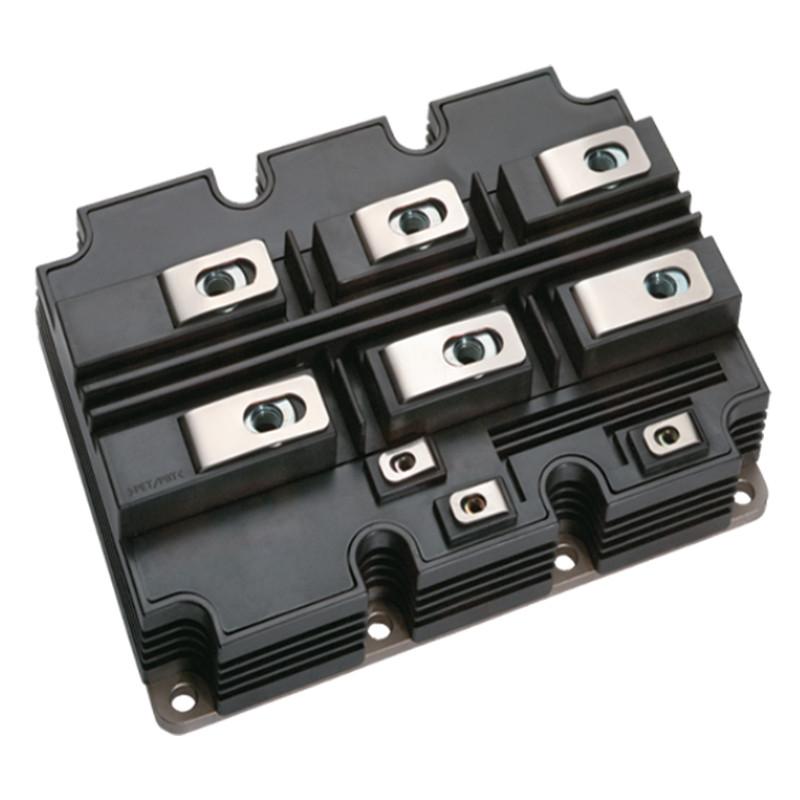 High voltage intelligent power module