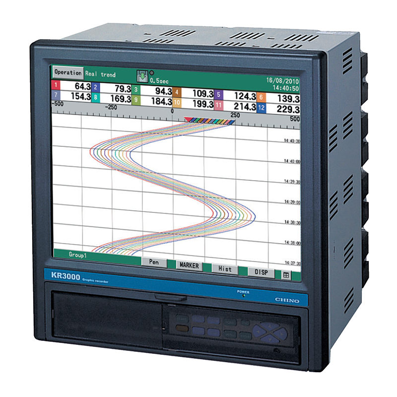 Rejestrator KR 3000
