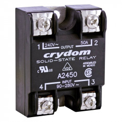 AC ONE PHASE RELAYS 1 series| D2425 | D2450