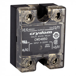 One phase semiconductor AC relays CWA and CWD series