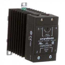 Przekażniki półprzewodnikowe AC jednofazowe serii CMRA I CMRD