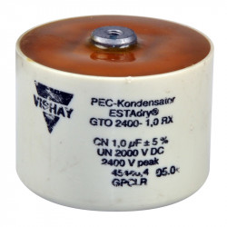 Attenuation capacitors - GTO series