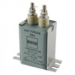 Aukštos įtampos kondensatoriai - ER serija