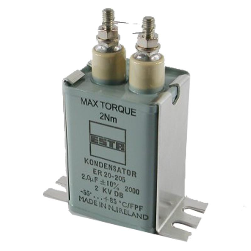 High voltage capacitors - ER series