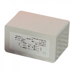 Slopinimo filtrai LC-RFI spausdinimo plokštėms – F.AM.AV serija