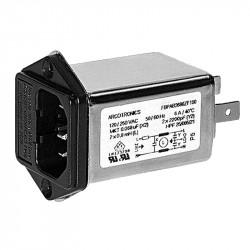 Slopinimo filtrai LC-RFI su saugiklių F.AP-F.BQ-F.CP-F.CQ serijos