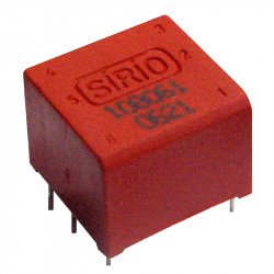 Control transformer for power transistors