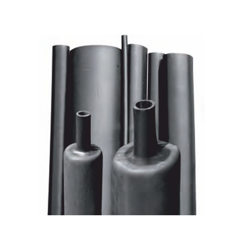 Polyolefin heat shrink tubes, ultra thin - type RUC