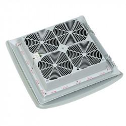 Wentylator dachowy z filtrem Seria RFF018:350 m³/h