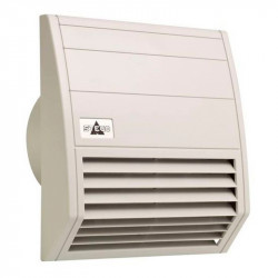 Ventilator with filter - FF 018:21 to 102 m³/h series