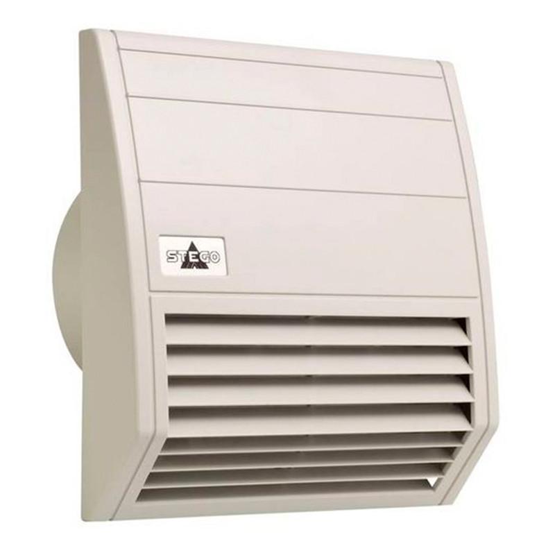 Ventiliatorius su filtru FF 018 serijos: nuo 21 iki 102 m³/h