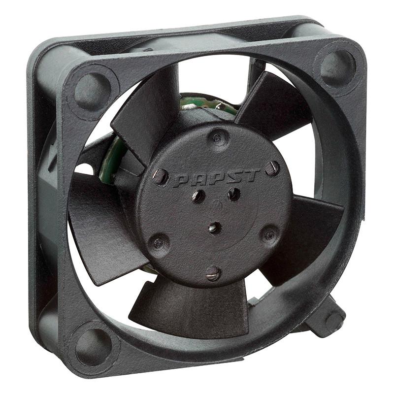 Axial DC ventilators