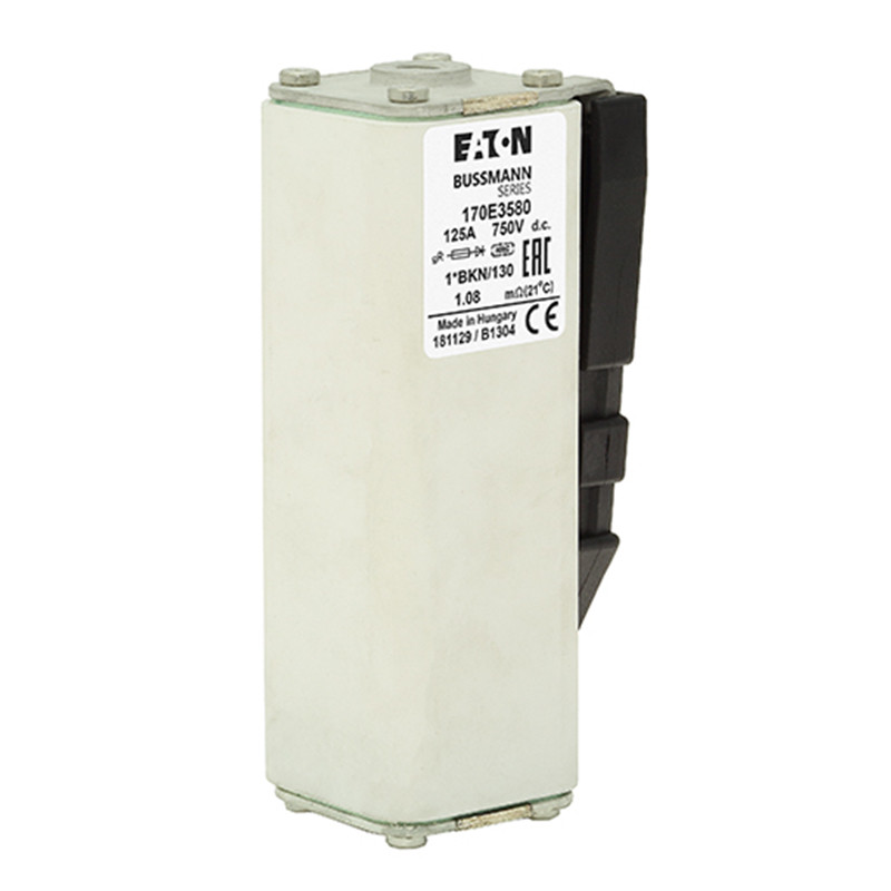 DC traction fuses