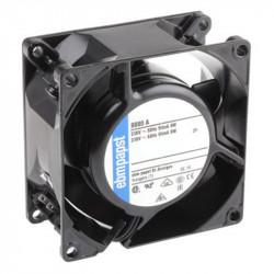 AC ašiniai ventiliatoriai
