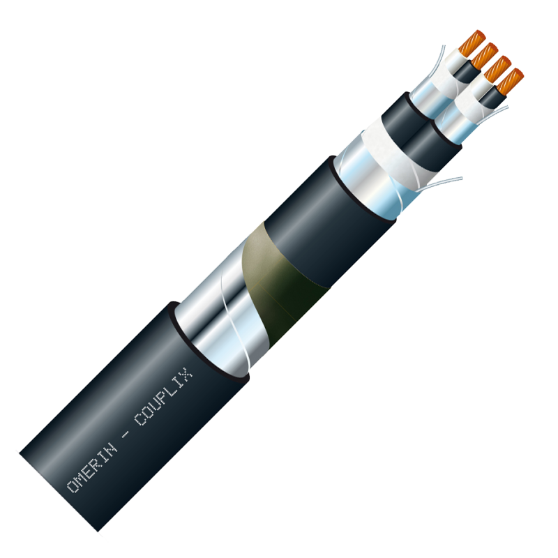 COUPLIX - pailginamieji ir kompensaciniai kabeliai