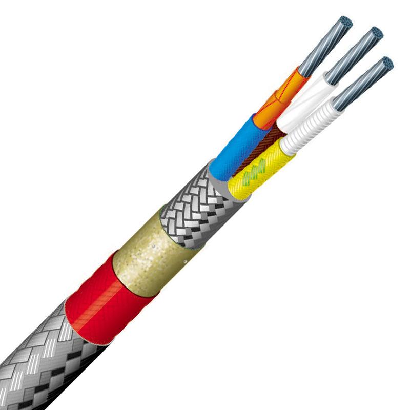SILIFLAM THS 1000 500°C iki +800°C - kabeliai aukštai temperatūrai