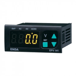 AC/DC EPA141 panel voltmeter