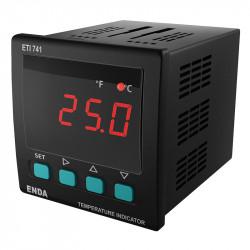 Temperature indicator ETI741