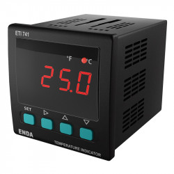 Wskaźnik temperatury ETI741