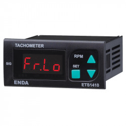 Tachometer with an impulse input ETS1410