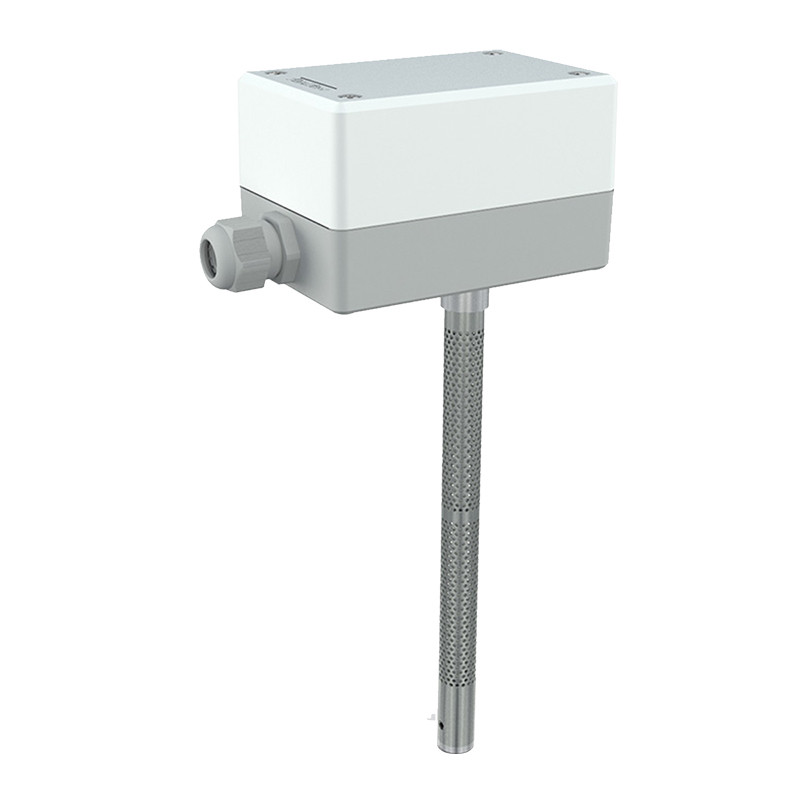For room and ventilating ducts temperature measurement and - T-118