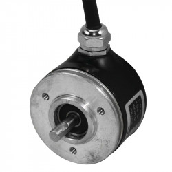 Increment encoder with a shaft - SCA50 series