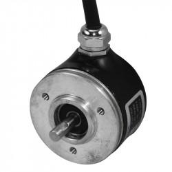 Kampų matavimo enkoderis su velenu SCA50 serijos