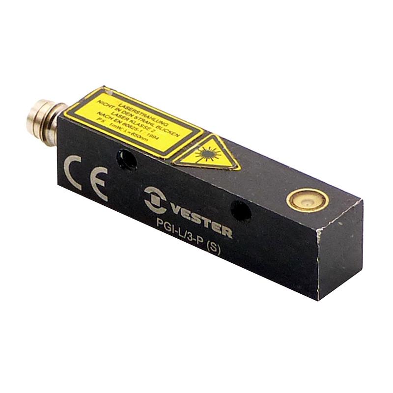 Bariera świetlna nadajnik - odbiornik (światło czerwone) typu