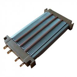 Grzejniki PTC moc od 600W do 5000W (obudowa użebrowana)